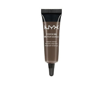 NYX Eyebrow Gel Espresso Color Beauty Makeup Waterproof Cosmetics