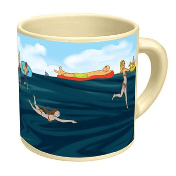 PHILOSPHERS GUILD SHARK! MUG
