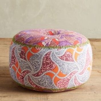 Kaneena Pouf by Anthropologie