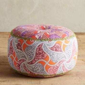 Kaneena Pouf By Anthropologie From Anthropologie Custom Anthropologie Pouf