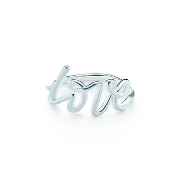 Tiffany & Co. - Paloma Picasso®:Love Ring