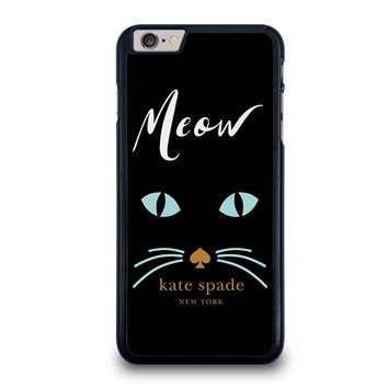 KATE SPADE MEOW iPhone 6 / 6S Plus Case Cover