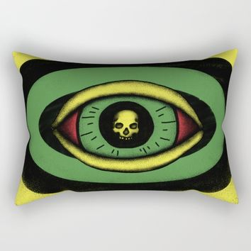 Sick Sad World Rectangular Pillow by MidnightCoffee