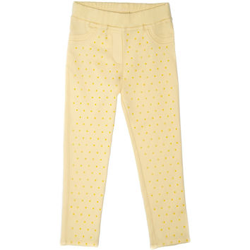 Monnalisa - Super Stretchable Jeggings BASICO BIMBA