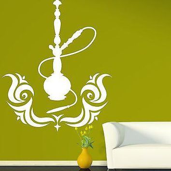 Vinyl Decal Device Hookah Decorative Smoking Tobacco Wall Sticker Unique Gift (n293)