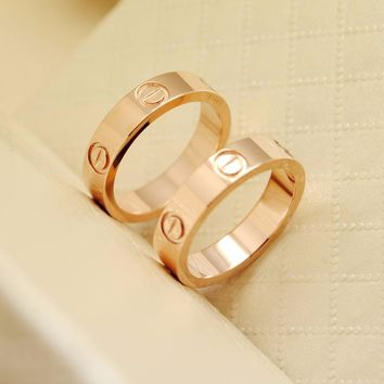 Kylie Jenner Style Cartier Love Ring
