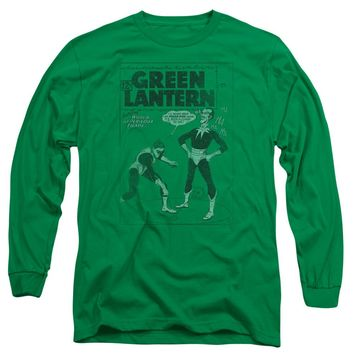 Green Lantern - Perilous Traps Long Sleeve Adult 18/1 Officially Licensed Shirt