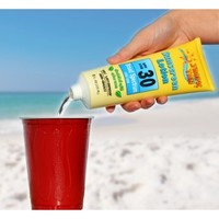 Sunscreen Flasks - 2 pack (8oz)