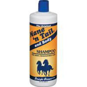 Straight Arrow Products D - Mane 'n Tail Shampoo For Horses