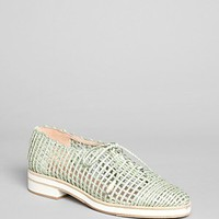 Stuart Weitzman Oxford Flats - Jazzygirl Cut Out | Bloomingdale's