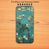 Flower,Oil painting,iPhone 5 case,iPhone 5C Case,iPhone 5S Case, Phone case,iPhone 4 Case, iPhone 4S Case,Galaxy Samsung S3, S4