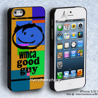WMC Good Guy As Worn iPhone 5 or 5S Case