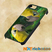 hello bird for iphone, ipod, ipad and samsung galaxy case