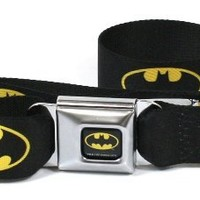 Batman - Shield Seatbelt Belt:Amazon:Sports & Outdoors