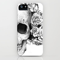 SKULL iPhone Case by Miss Mirma - Www.missmirma.com