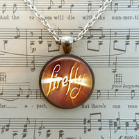 Firefly Necklace, Serenity, Science, Geek T679