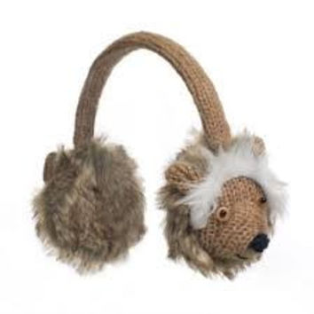 Hedgehog Ear Muffs