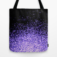 infinity in purple Tote Bag by Marianna Tankelevich