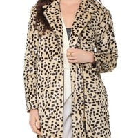 By Malene Birger Cheetah Coat | SHOPBOP