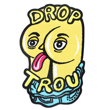 Drop Trou Patch