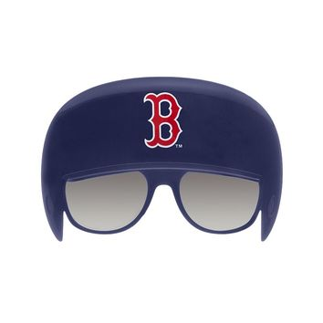 Boston Red Sox Helmet Sunglasses - Adult (Rsx Team)