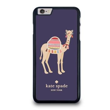 KATE SPADE APPLIQUE CAMEL iPhone 6 / 6S Plus Case Cover