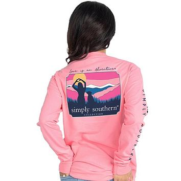 Love is an Adventure - SS - F19 - Adult Long Sleeve