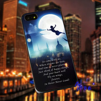 Disney Peterpan Quote iphone-samsung galaxy s3,samsung galaxy s4,IPhone 4/4s,iphone 5/5s,accessories,cellphone,case-A1507-5