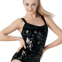 Ultra Sparkle Tank Leotard | Balera™