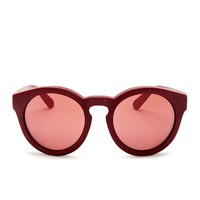 Women's Round Polarized Sunglasses