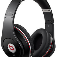 Beats by Dre The Studio OverEar Headphones in Black : Karmaloop.com - Global Concrete Culture