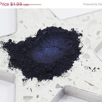 Grand Opening Sale Sample Size Shadow Mineral Makeup - No.42 Midnight Blue - .5g Mineral Make Up