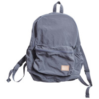Nylon Packable Day Pack - Grey