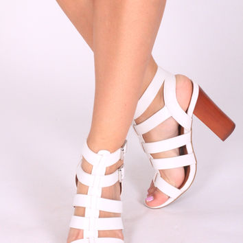 Dressed Up Summer Heels
