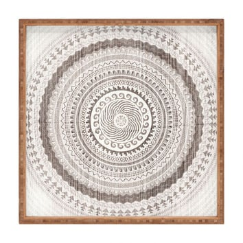 Iveta Abolina Winter Wheat Square Tray
