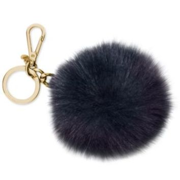 MICHAEL Michael Kors Extra Large Fur Pom Pom Key Chain, a Macy's Exclusive Style | macys.com