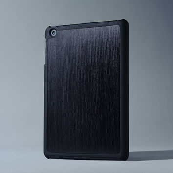 Reconstituted Ebony iPad Mini Case - Made in the USA - FREE Shipping