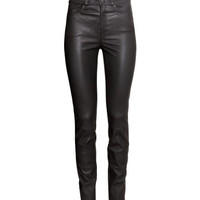 H&M Leather Pants $349