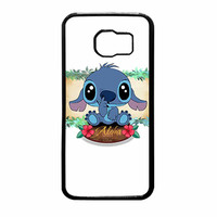 Stitch Disney Mignon Samsung Galaxy S6 Case
