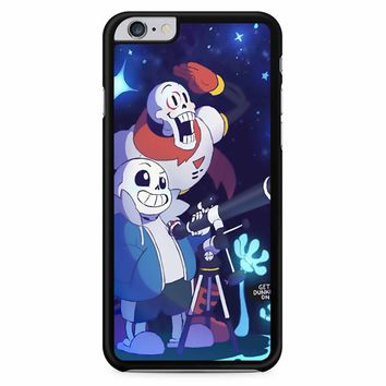 Undertale - Sans And Papyrus Waterfall iPhone 6 Plus / 6s Plus Case