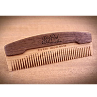 Big Red Beard Comb No.99 Hair Comb