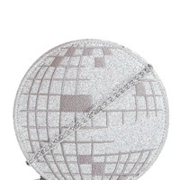 Disco Ball Cross Body Circle Bag by Skinny Dip London