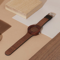 Carpenter Series Makore & Red Sanders Watch