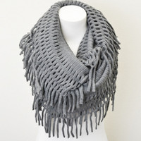 Softest Scarf Ever -- Gray