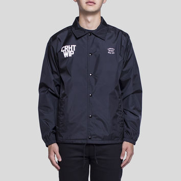 State Coach Jacket / Black