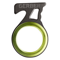 "Gerber GDC Hook Knife - Fixed Blade Knife - 2"" Blade - Stainless Steel Blade"