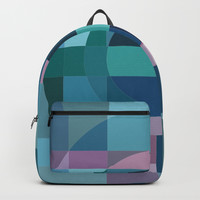 Composition7 Circle Backpack by edrawings38