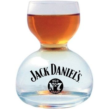 Jack Daniel's Water Bottom Shot Glass