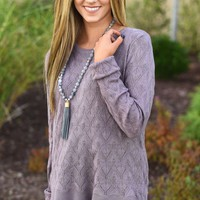 Coziest Dreams Sweater | Monday Dress Boutique