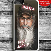 Duck Dynasty thats a fact jack